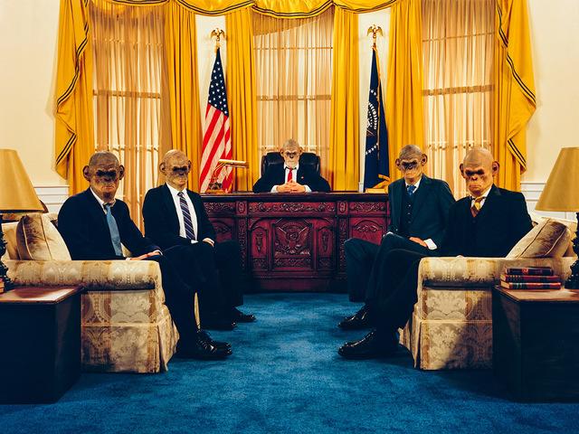 Oval Office by Tyler Shields