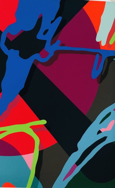 Tension #9 by KAWS