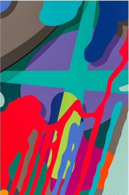 Tension #8 by KAWS