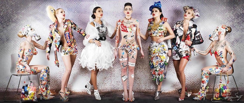 Fashion Waste by Philippe Shangti