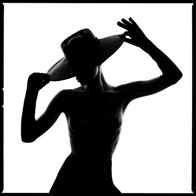 Hat Silhouette by Tyler Shields