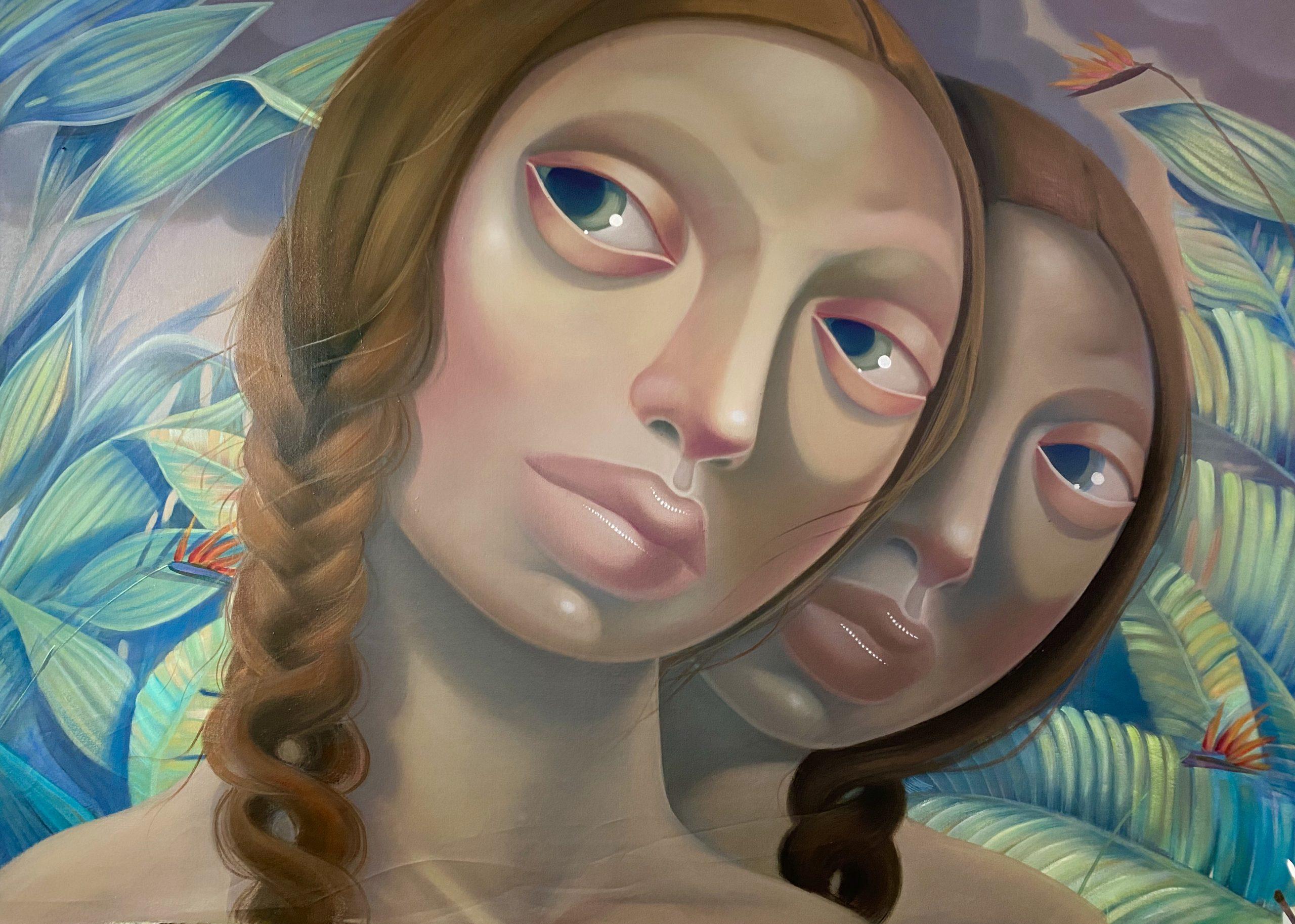 Double Take by Tania Marmolejo