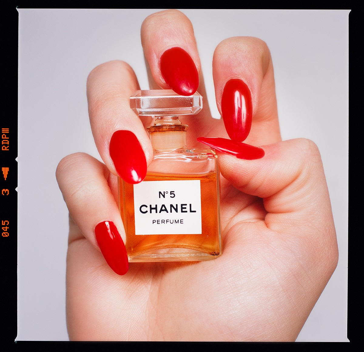 Chanel Hand by Tyler Shields
