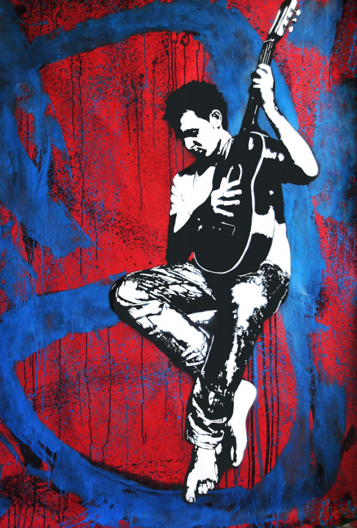 Music To Live by Blek Le Rat