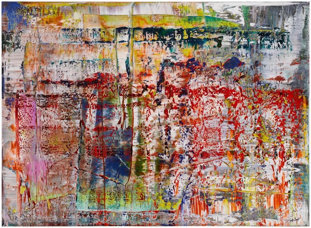 Abstraktes Bild P1 by Gerhard Richter