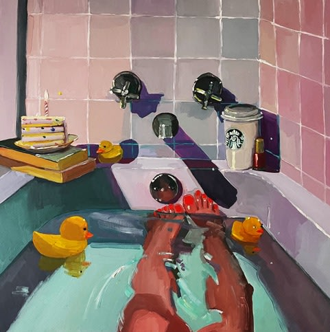 Bucks and Ducks by Erika Lee Sears