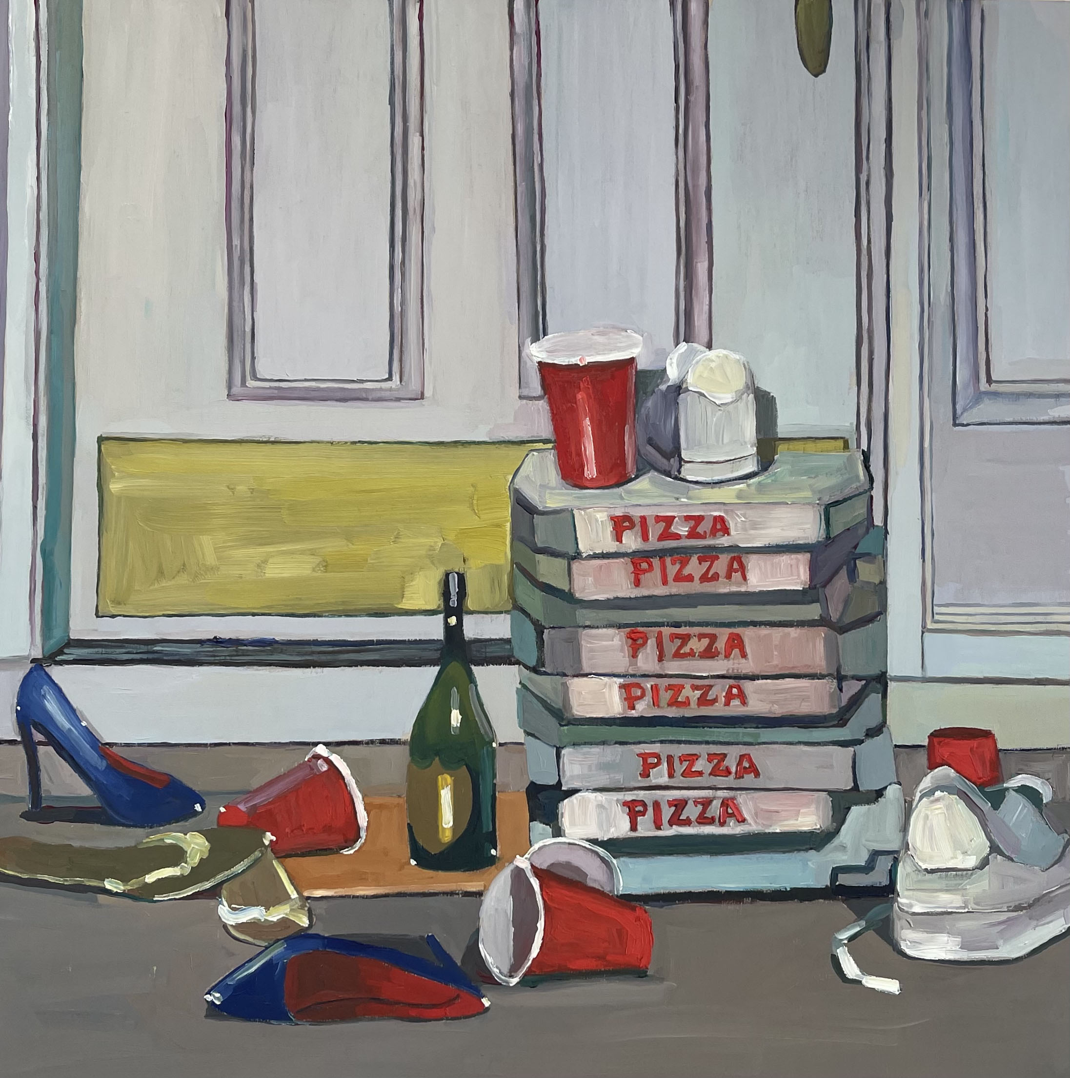 The Morning After by Erika Lee Sears