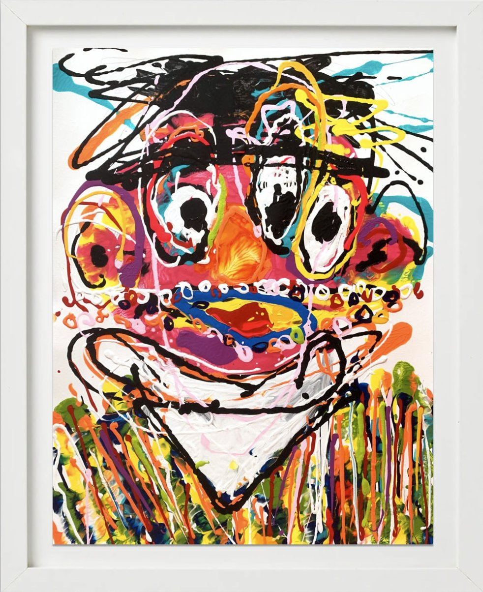 I Gotta Be Clean No. 2 by John Paul Fauves