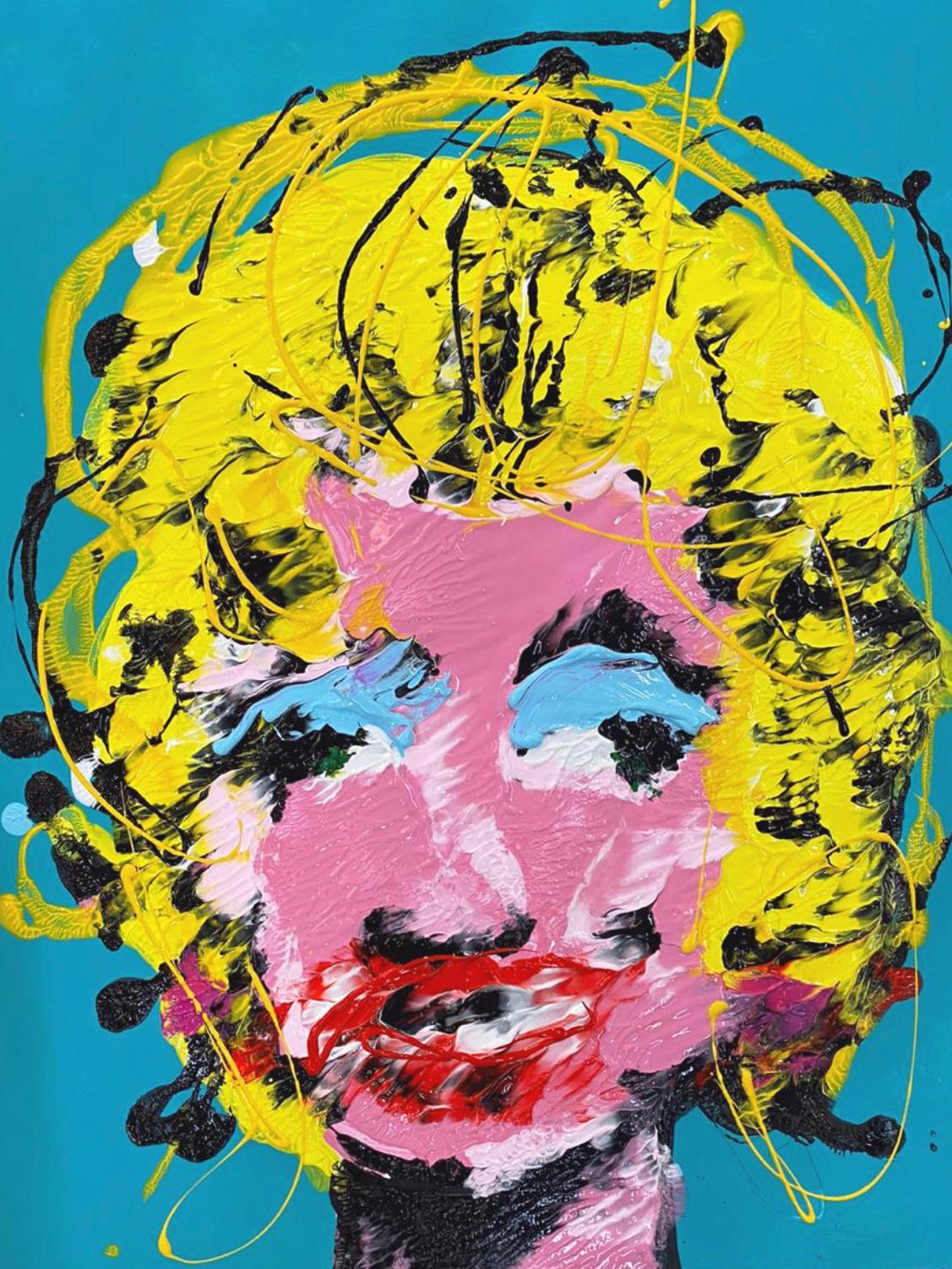 Defy Marilyn by John Paul Fauves
