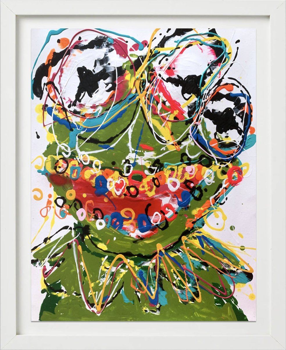 Before You Leap No. 2 by John Paul Fauves
