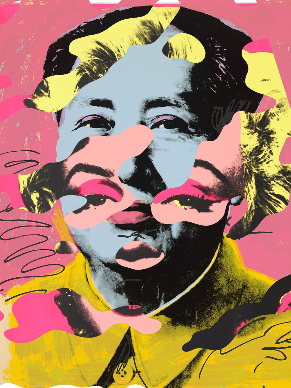 Untitled (Warhol) by Dan Alva