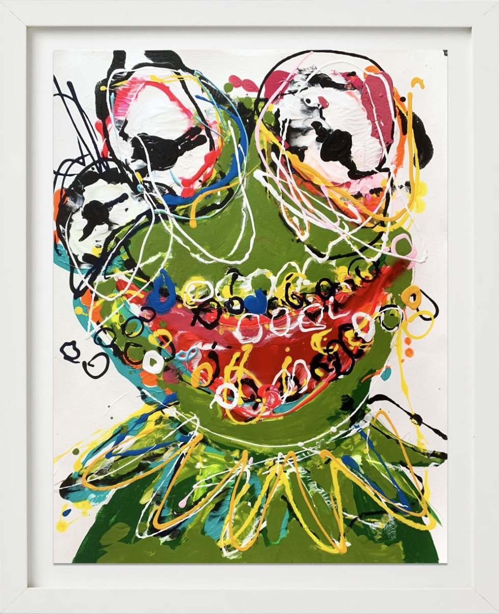 Before You Leap No. 1 by John Paul Fauves
