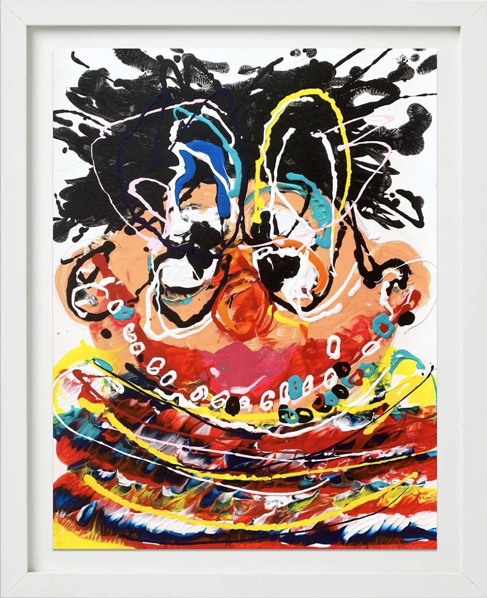 Upside Down World No. 2 by John Paul Fauves