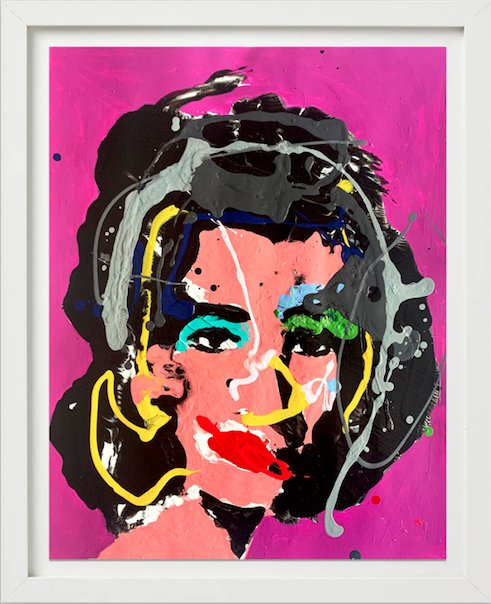 The Girl Who Had Everything (Plum) by John Paul Fauves