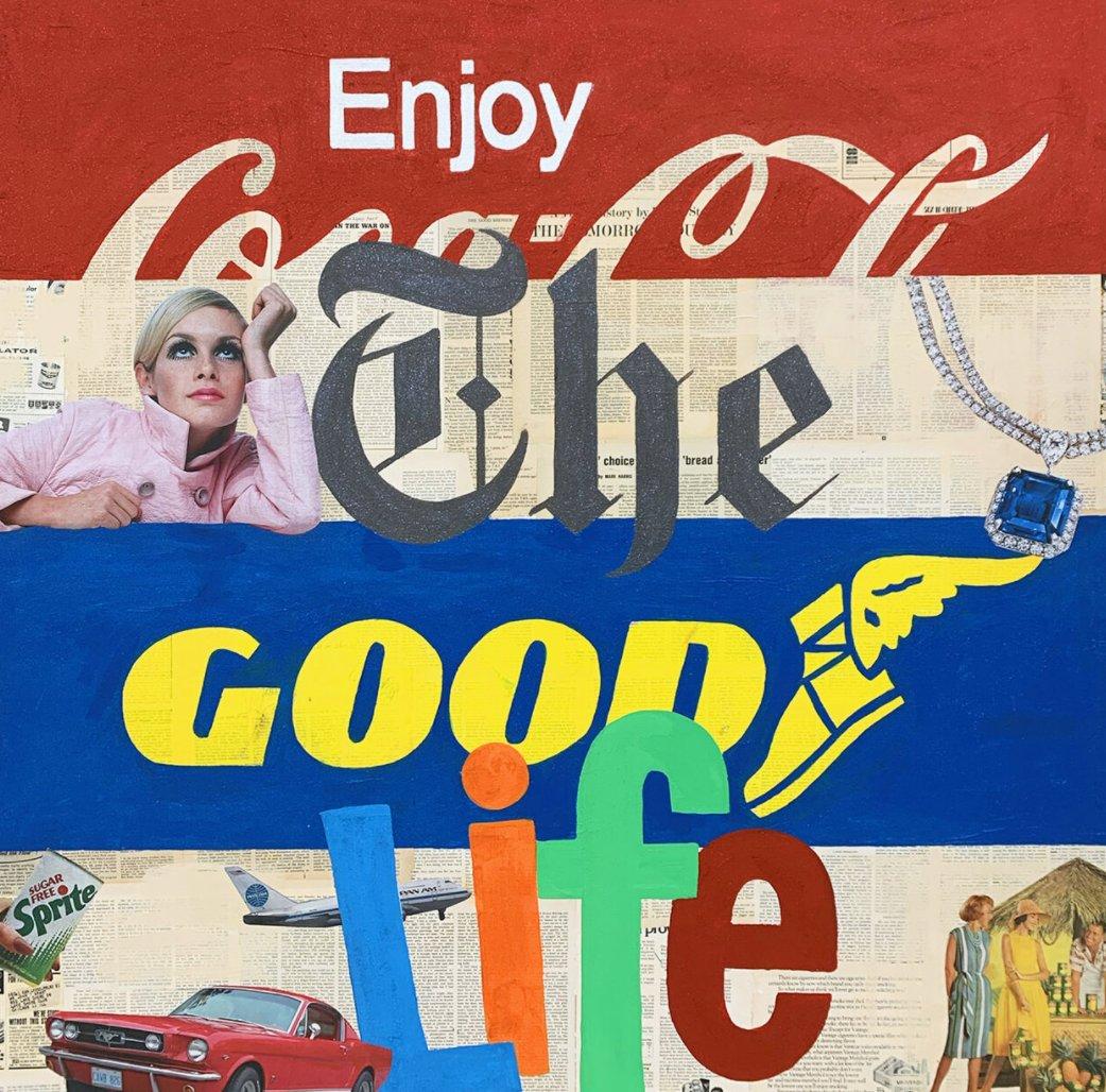 Enjoy The Good Life by Jojo Anavim