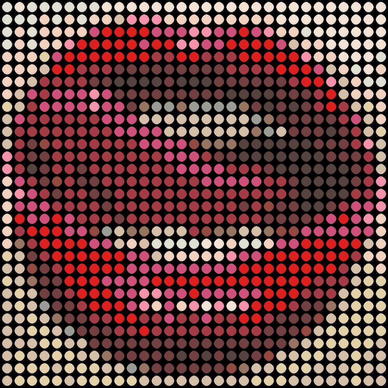 Kiss Me No 3 by Dimitri Likissas