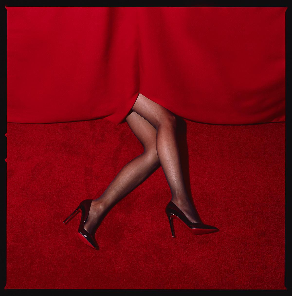 Red Legs by Tyler Shields