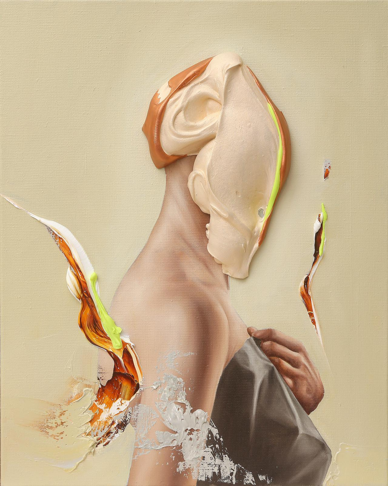 Untitled (From The Side) by Fabio La Fauci