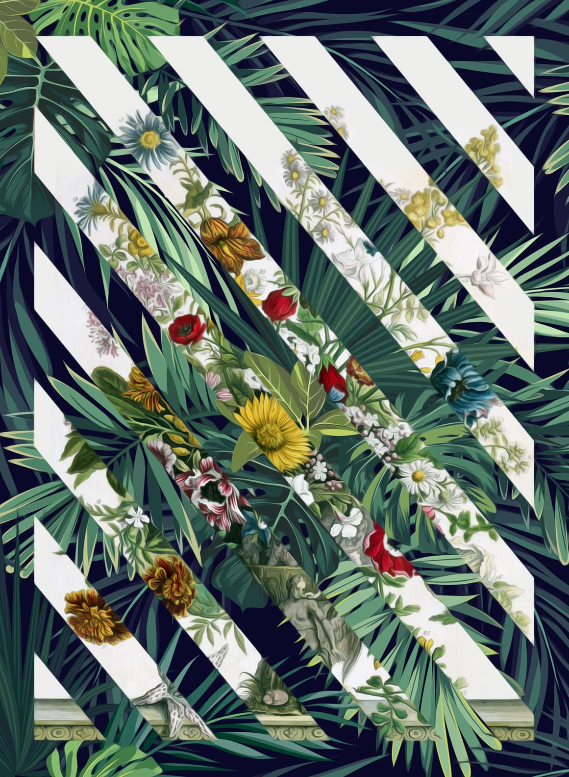 Plants Untitled 1 by Dan Alva