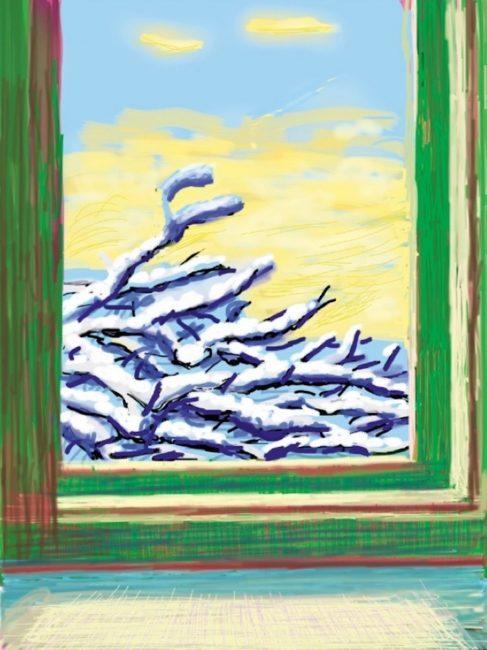 Kusama and Hockney: Visions of Nature, Kusama and Hockney: Visions of Nature