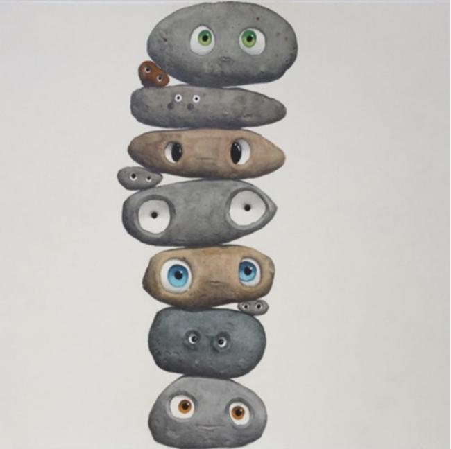 Javier Calleja: Character Prints, Javier Calleja: Character Prints