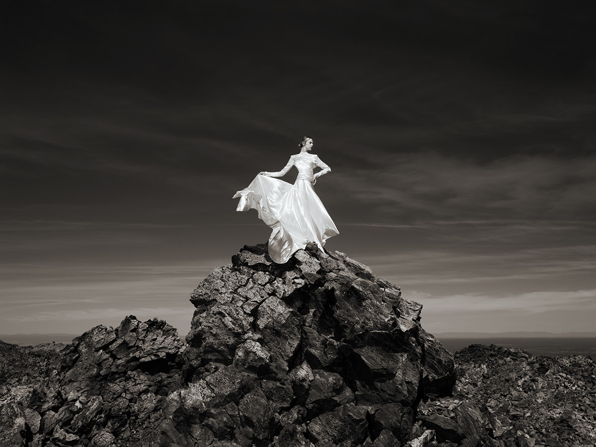 Top of the World by Tyler Shields