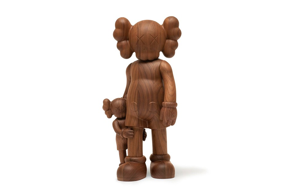 Good Intentions Figure by KAWS