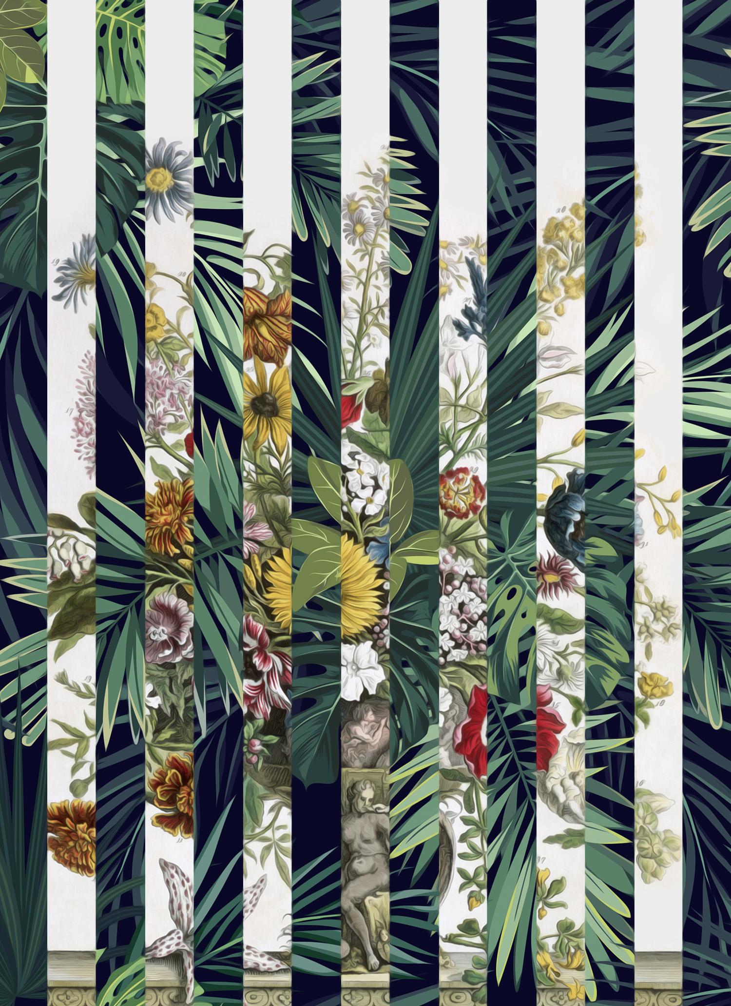 Plants Untitled 2 by Dan Alva