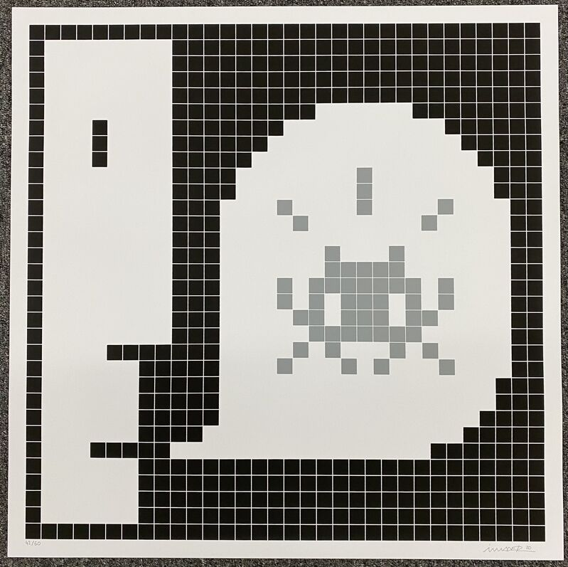 Alert: System Infected (Grey) by Invader